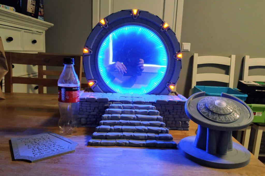 Stargate scale