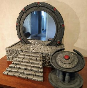 Build a Stargate yourself